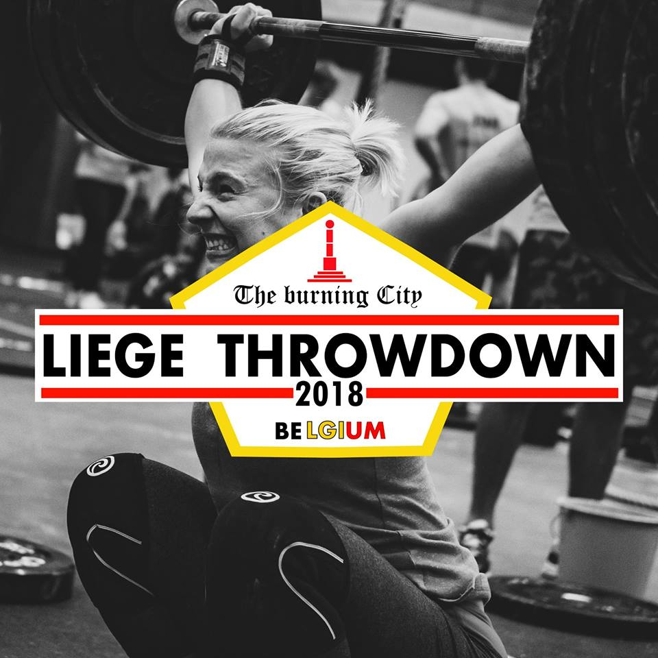 Liege Trowdown 2018 et Training Distribution